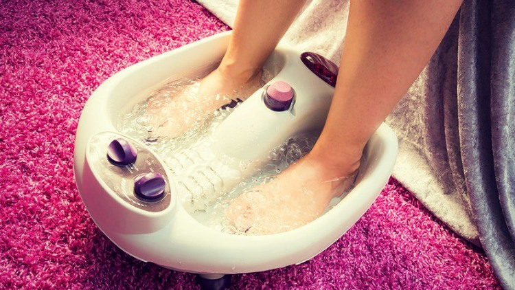 Why Is A Foot Spa For Neuropathy Answer For Pain Relief