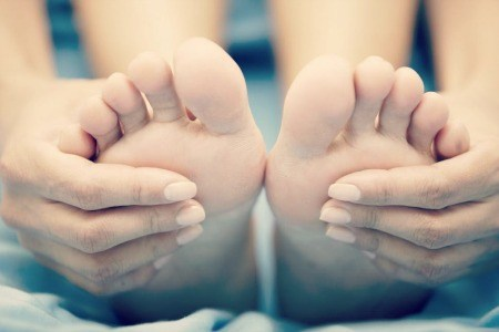 pain relief for diabetic feet